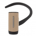 Bluedio E9 V3.0 Bluetooth Stereo Headset - Schwarz + Golden