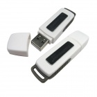 Dgoo D55 USB 2.0 Flash Driver Disk - Black + White (8GB)
