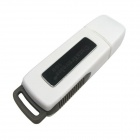 D55 USB 2.0 Flash Driver disco - negro + blanco (16GB)