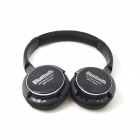 NK-8001BT Bluetooth v2.1 Stereo Headset Headphone - Black