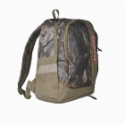 Faiming T195 Outdoor Rainproof Hiking Backpack - White + Light Camouflage Grey (20~30L)
