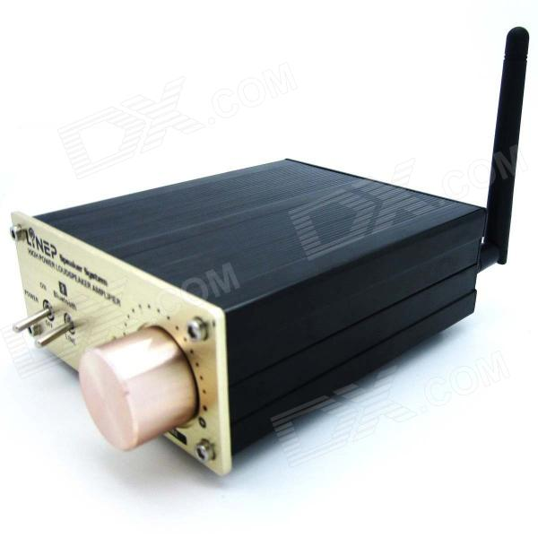 LINE5 Black And Gold A965 100W Bluetooth Wireless Digital Power Amplifier HIFI Power Amplifier Power