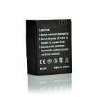 DSTE AHDBT-302 Decoded 1600mAh Battery for GoPro HD Hero 3+ - Black
