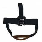 HighPro GP100 Lightweight Head Belt Mount Strap for GoPro Hero 2 / 3 / 3+ - Black