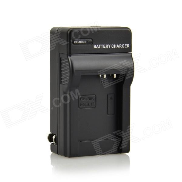 DSTE NIKON EN-EL12 Battery Charger for S1000, S1100PJ, S6000, S620, S630, S640, S710, S8000, S8100 dste bp88b аккумулятор для samsung mv900 mv900f цифровая камера