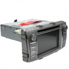 "LsqSTAR 6.2"" Android 4.0 Car DVD Player w/ GPS, TV, RDS, PIP, SWC, 3D UI, Dual Zone for TOYOTA Hilux"