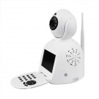 ESER LB013 0.3 MP CMOS Smart Home Network Video Phone Camera / Telephone Set - White