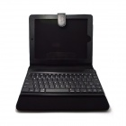BK996B Bluetooth V3.0 85-Key Keyboard w/ Protective PU Leather Case for Ipad 2 / 3 / 4