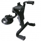 Ourspop U75 Car Windshield Swivel 360 Degrees Rotate Mount Holder for The New iPad - Black