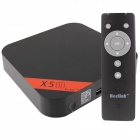 X5 II Android 4.2 Quad Core Android 4.0 Google TV Box w/ Bluetooth / 2GB DDR3 RAM / 8G ROM - Black