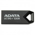 ADATA DashDrive Choice UC510 USB 2.0 Flash Drive - Gray + Black (32GB)