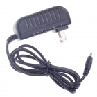 DAKE AC Power Charger Adapter for Tablet PC - Black (US Plug / 100~240V / 5V 2A / 3.5 x 1.35)