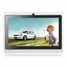 "iRulu 7 ""Android 4.1 Dual Core Tablet PC ж / 512 Мб ОЗУ, 4 Гб ROM, двойная камера, HDMI, Wi-Fi - белый"