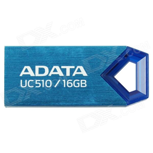 ADATA DashDrive Choice UC510 USB 2.0 Flash Drive - Blue (16GB) usb flash drive 16gb a data dashdrive durable ud311 blue aud311 16g rbl page 7