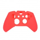 Protective Silicone Case w/ Rocker Caps for XBOX ONE Controller - Red