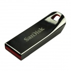 sandisk Cruzer Force USB 2.0 Flash Drive - Red (64GB)
