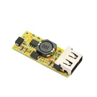 Jtron DC-DC 12V to 5V 3A USB Power Buck Module - Orange