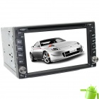"LsqSTAR 6.2"" Android 4.0 Car DVD Player w/ GPS, TV, RDS, BT, PIP, SWC, 3D UI for NISSAN Univers"