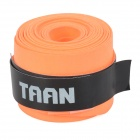 TW500 Badminton / Tennis Racket PU Over Grip Sweatband - Orange (110cm)