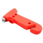 Jtron Tub Combination Car Emergency Surviving Hammer / Car Cutter  - Orange