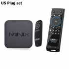 MINIX X5 MINI +Mele F10-Pro Mouse Android 4.2.2 Dual Core Google TV w/1GB RAM, 8GB ROM, HDMI,US Plug