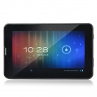 "86V-3G  7""  Android 4.0 Tablet PC w/ Dual Camera / 512MB RAM / 8GB ROM / G-Sensor  - White + Black"