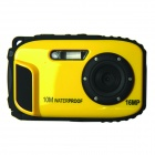 "DC-B168 2.7"" TFT Mini Sports DV 5.0 MP CMOS Water Resistant Camera Camcorder"