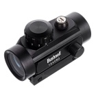 Tactical 1x40 R & G Dot Sight Scope w / 10mm ~ 20mm montaje del tejedor - Negro