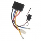 Rccskj 2119 24V Bidirectional Without Brakes Waterproof Electronic Governor - Black (150A / 6-17V)