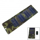 8W Folding Solar Charger - ACU Camouflage