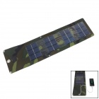 5W Folding Solar Charger - ACU Camouflage
