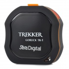 SeraDigital LK109 Waterproof Rechargeable GSM / GPRS GPS Locating Tracker - Black