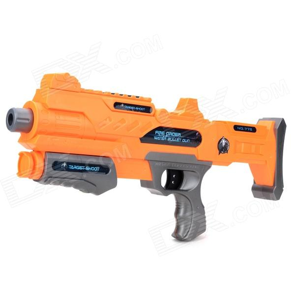 77B Cool Plastic BB Guns Toy + Crystal Bullets Set
