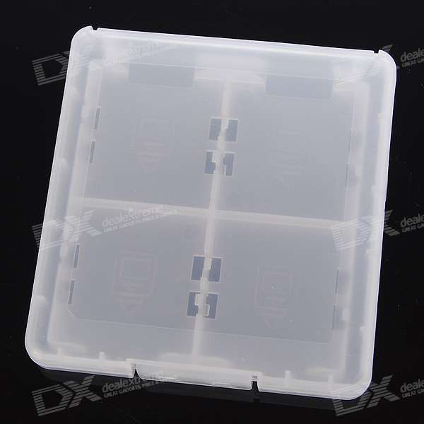 8-in-1 Protective Game Card Cartridge Cases for NDSi/NDS/NDS Lite