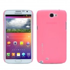 DiscoveryBuy Wind of Clever Protective ABS Back Case for Samsung Galaxy Note 2 N7100 - Pink