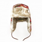 YUSHAN Outdoor Winter Ear Protective Hat - Multicolored