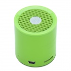 EWA A106 Mini Portable Bluetooth Speaker w/ TF/ Handfree Function - Fruit Green
