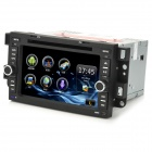 "LsqSTAR 7"" Android 4.0 Car DVD Player w/ GPS, TV, RDS, BT, PIP, SWC, 3D-UI, Dual Zone for Captiva"