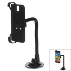 360 Degree Rotation Holder Mount w/ H29 Suction Cup for Samsung Galaxy Note 3 N9006 - Black