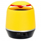 S05 Mini Wireless Bluetooth Speaker w/ TF Card Reader for Iphone Ipad PC - Yellow