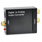 IT002 Digital to Analog Audio Converter DAC Converter (EU Plug)