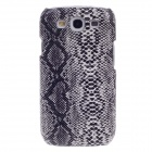SAYOO 2377 Snakeskin Striation PU Leather Protective Back Case for Samsung Galaxy S3 i9300