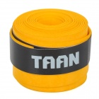 TW500 Badminton / Tennis Racket PU Over Grip Sweatband - Yellow (110cm)