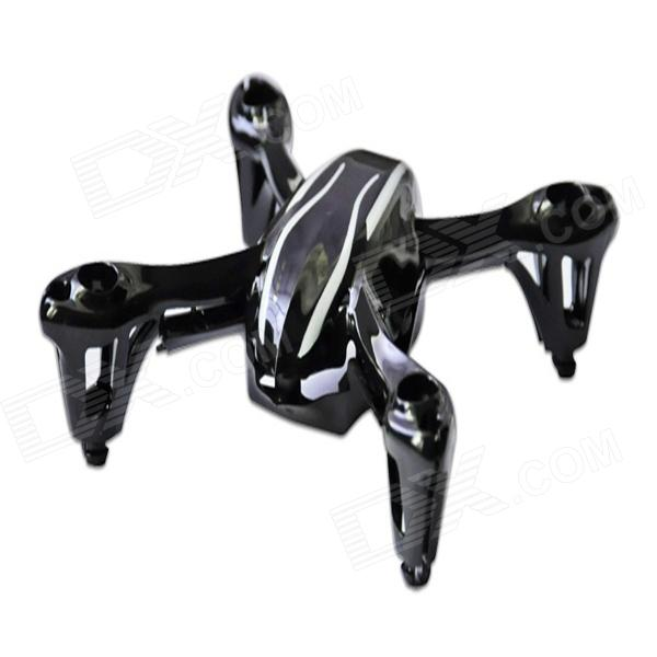 Hubsan H107-A31 Replacement Body Shell for H107L R/C Quadcopter - Black