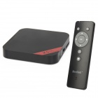 X5 II Quad-Core Android 4.2.2 TV BOX Network Player w/ 2GB RAM, 8GB ROM, Bluetooth, HDMI - Black
