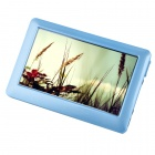 "A131021021 1080p 4.3"" HD Touch Screen MP5 Player w/ TV Out - Blue (8GB)"