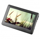 "A131021023 1080p 4.3"" HD Touch Screen MP5 Player w/ TV Out - Black (8GB)"