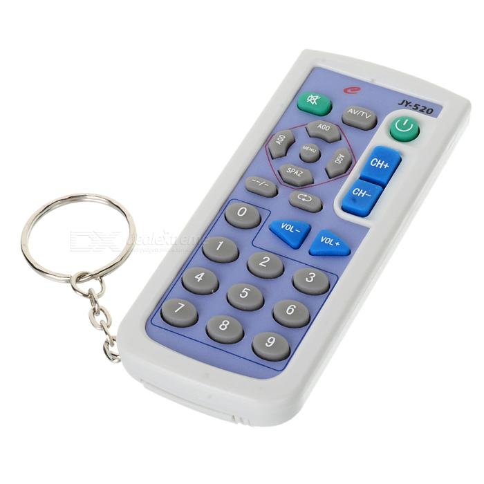 universal-tv-remote-keychain-with-keypad