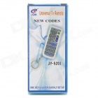 Universal TV Remote Keychain with Keypad