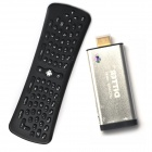 DITTER T12 Dual-Core Android 4.2 Google TV Player w/ 1GB RAM, 8GB ROM, Bluetooth + Air Mouse - Grey